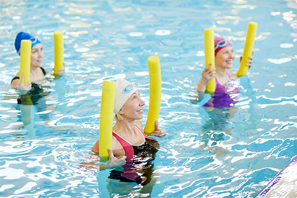 5 Ways in which Aquatic Therapy can help you