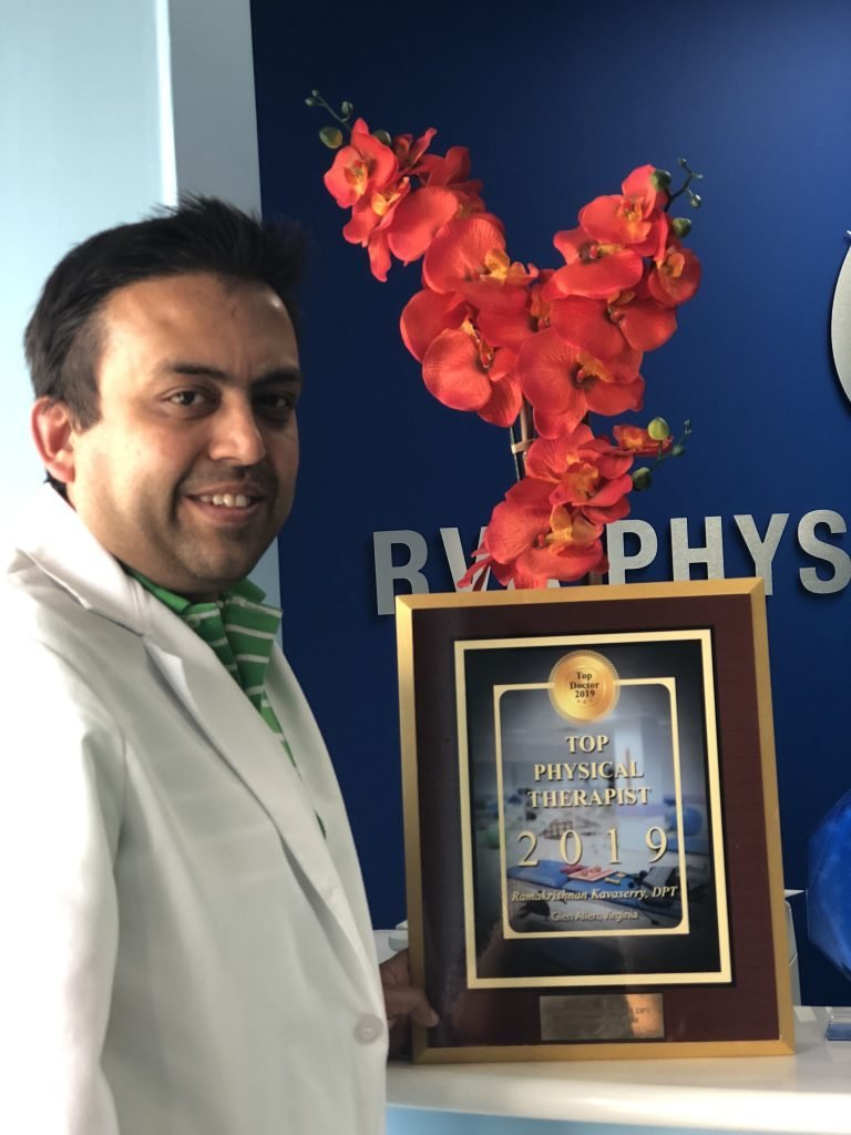Top Physical Therapist 2019